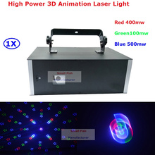 Factory Price 1W Laser Light RGB Three Color Animation Beam Stage Lighting KTV Disco DJ Laser Light For Party Wedding Star Shows