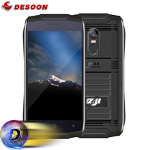 Homtom ZOJI Z6 dust proof Smartphone Android 6.0 MTK6580 Quad Core HD 4.7 inch Phone 1GB RAM+8GB ROM 3G  IP68 Mobile Phone