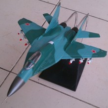 1:72 Diecast Model Mig29 Jet Fighter Free Shipping