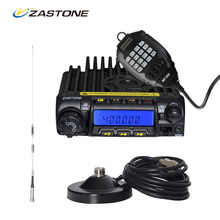 Zastone MP600 Long Range Walkie Talkie UHF 400-490MHz Car Mobile Radio Transceiver Two Way Radio HF Transceiver walki talki