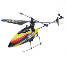 RC Toys For kids V911 4CH 2.4GHz Helicopteros Mini Radio Single Propeller RC Helicopter Gyro RTF With Transmitter children Gift(China)