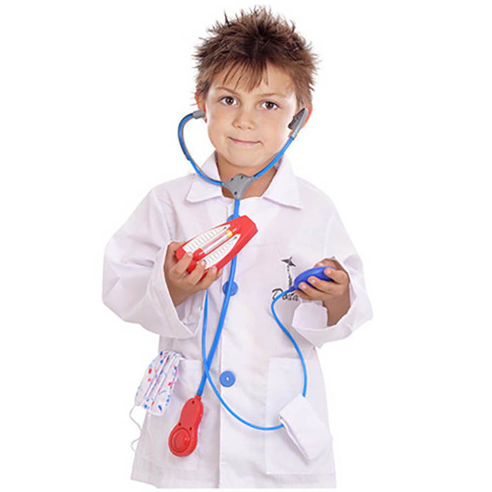 halloween costume for kids doctor - Kids Doctor Halloween Costume
