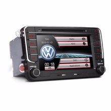 XTRONS 7 inch Car DVD Player 2 din GPS Navigation Radio For Volkswagen vw Golf Plus Passat CC Magotan Tiguan Sharan /Seat/Skoda