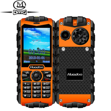 Original Huadoo H3L Russian keyboard IP68 Waterproof Shockproof mobile phone Dual SIM Big speaker old man outdoor cell phones