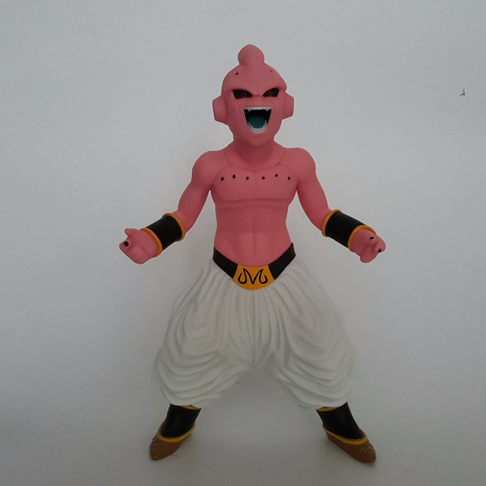 Dragon Ball Z Action Figures Toys Majin Buu Super Saiyan Anime Dragon Ball Kai Figures DBZ Collectible Model Toy 300mm<br><br>Aliexpress