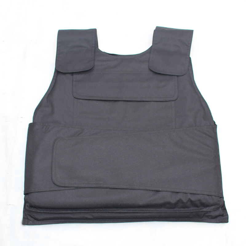 Outdoor self-defense stab clothing clothing tactical vest stab hard armor bullet-proof protective clothing<br>