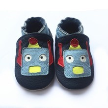 Most popular Robert model soft sole baby shoes infant baby indoor shoes(China)