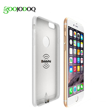 Wireless Charger Receiver Case For Apple iPhone 6 6s Plus 5 5S SE Power Charging Mobile Phone Charger Cover Qi Standard
