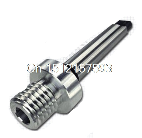 Adapter Iinch 8TPI to MT1 For Wood Lathe Chuck<br>