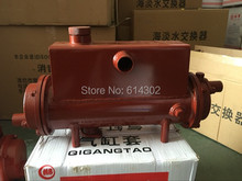 R4105 diesel engine sea and fresh water cooled and heat exchanger R4105 marine engine/boat engine parts(China)