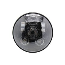 Motorbike Headlight 5.75 HID LED Headlight 5 3/4'' Motorcycle Headlight for Harley Softail,Dyna and Sportster