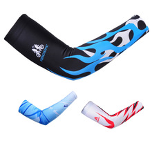 Armwarmers Men Women Outdoor Elastic Breathable Arm Sleeves Bicycle Cycling Bike Arm Sleeves 3 Colors