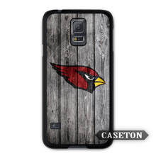 Arizona Cardinals Football Case For Galaxy S8 S7 S6 Edge Plus S5 S4 Active S3 mini Win Note 5 4 3 A7 A5 Core 2 Ace 4 3 Mega