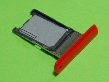Sim Slot Card Tray Slot Holder Replacement For Nokia Lumia 1520 FC_Lumia1520_SimTrayHolderRed