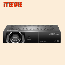 1PC MEELO TURBO DVB-S2/C/T2 Linux Satellite Receiver 7 Segment - 4 Digits Display 1080P FULL HD DVB-S2 T2 C S2