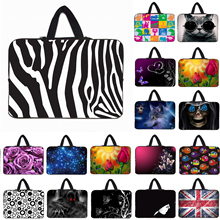 "Unique Laptop Bag 10 12 13 14 15 17 inch Notebook Sleeve Netbook Computer Carry Bag Cover Bags For 9.7"" 10.1"" 13.3"" 15.6"" Tablet"