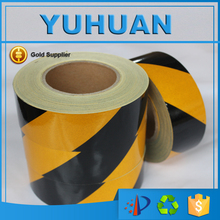 Free Shipping 5CM x 45.7M Good Quality Waterproof Advertising Grade Traffic Safety Vehicle Reflective Tape(China)