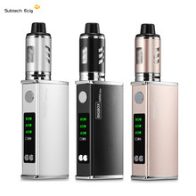 Buy Newest Original mini 80w kit e electronic cigarette kit 2200mah battery LED Digital display vape pen kits vaporizer kit for $19.67 in AliExpress store