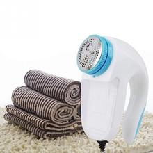 Portable US Plug Blanket Bed Sheet Lint Removal Machine 15*12CM Electric Lint Fluff Remover Sweater Fabrics Fuzz Shaver