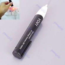 Non Contact Voltage Detector 90~1000V AC Pen Tester Black-Y122 - Handbon Tools Store store