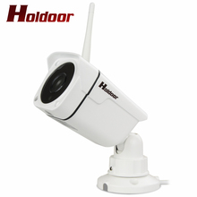 IP Wifi Camera 1080P Wireless wired CMOS Sensor Support SD card Max 64G motion detector Security WebCam monitor onvif P2P - Holdoor Official Store store