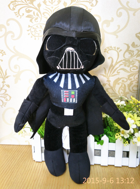 Original Rare 40cm Big Star Wars Darth Vader Figure Anime Plush Toy Doll Birthday Gift Children Gift Limited Collection<br><br>Aliexpress