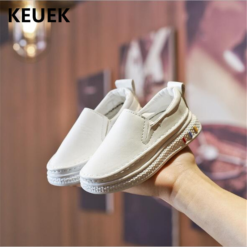 Pajamasea Child Spring Autumn Baby Boy Casual Slip On Kid Breathable Girl Trainer Tassels Loafer