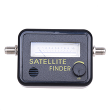SF95 Digital Satellite Finder Signal Meter Buzzle for Directv Dish TV network(China)