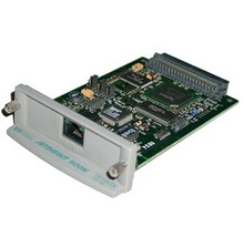 Free shipping JetDirect 600N J3113A 10/100tx Ethernet Internal Print Server Network Card on sale(China)