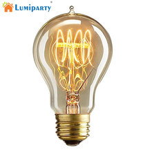 Litake Creative LED Retro Edison Tungsten Filament Bulb E27/E26 Screw Cap Light Adjustable Incandescent Pointed Tip Bulb(China)