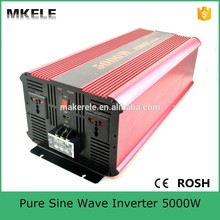 MKP5000-121R off grid 5kw solar inverter 5000w 12vdc to 120vac pure sine wave power inverter for home application(China)