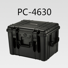 4.6 Kg 478*370*316mm Abs Plastic Sealed Waterproof Safety Equipment Case Portable Tool Box Dry Box Outdoor Equipment