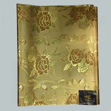 gold wrapping fabric,African Head Scarf ,african gele sego for women 2pcs/pack LXL-5-9