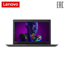 "Ноутбук Lenovo 320-15AST 15.6""/A9-9420/4ГБ/1ТБ/R530M/noODD/DOS/Черный (80XV00RRRK)(Russian Federation)"