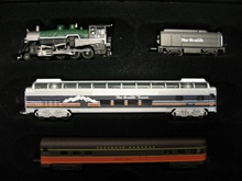 1:220 Z Type Z Scale Exquisite Train Sets Purely Static Model Trains 7165119