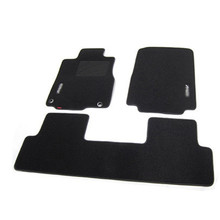 3pcs High Quality Odorless Auto Carpet Mats Perfect Fitted For Honda CRV