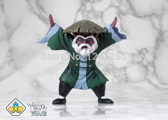 Saint Seiya Myth Cloth Libra Dohko Battle with floor slab &amp; bamboo hat Ver Figure Free Shipping<br>