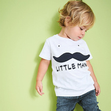 Boys T shirt Children Clothing 2017 Brand Kids Clothes Boys Summer Tops Character Pure Cotton Baby Boy Short Sleeve T-shirts