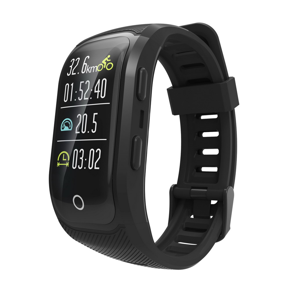 GPS Smart Band with Heart Rate Tracker 22
