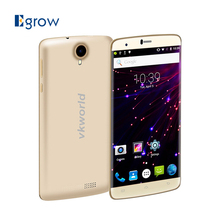 Original VKworld T6 MTK6735 Quad Core Android 5.1 Mobile Phone HD 6.0 Inch Cell Phone 2G RAM 16G ROM 4G Unlock Smartphone