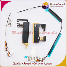 4pcs/set ,10sets/lot ,Fast Free shipping,For Ipad mini WiFi/GPS/Network Cell/Bluetooth Signal Antenna Flex Cable