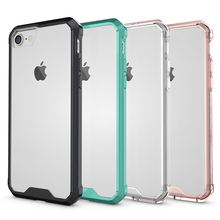 2017 Luxury Case for Apple iphone 7 TPU Case for Apple iphone7 A1779 A1780 A1778 A1660 WTransparent Armor Phone bag