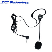 4PC/LOT Vnetphone V4C 1000M For Football Referee Earpiece Waterproof BT Interphone Soccer Referee Intercom Systems