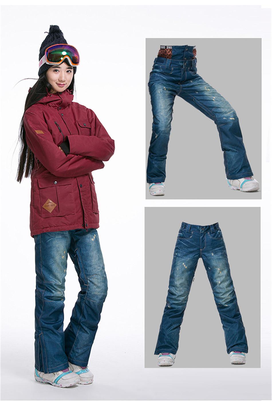 9-winter sports pants