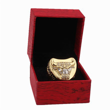 High Quality 1997 Chicago  Ring Replica Alloy Ring / Manufacturer Supplied with Premium Ring Box
