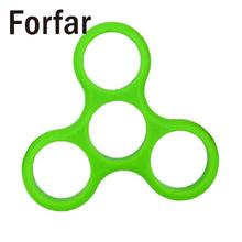 Forfar ABS Frame Shell For Finger Tri Spinner Hand Spinners DIY Without Bearing(China)