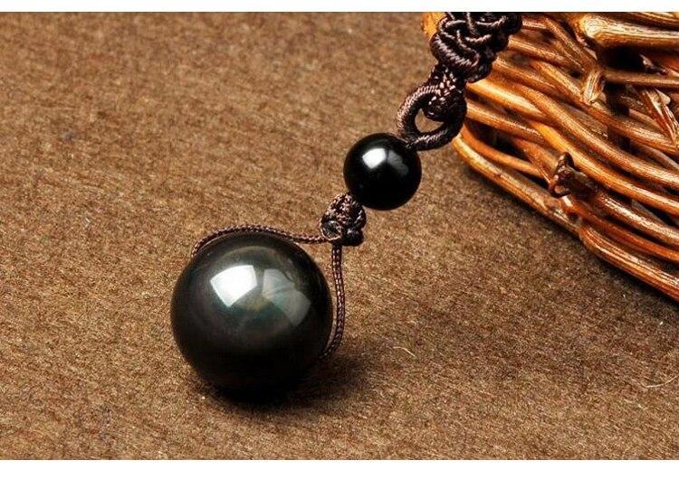 Black-Obsidian-Rainbow-Eye-Beads-Ball-Necklace_05