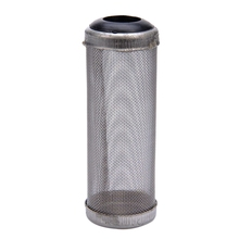 Aquarium Accessories Stainless Steel Filter Protect Fish Shrimp Isolation Net Sets 2 Size Aquarium Products(China)