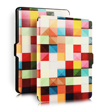 RBP Case for Kindle Paperwhite case tablet Leather Cover fundas Universal case  Magnet  Wake Sleep  for Amazon Kindle case