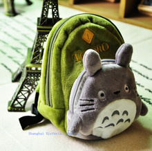 Popular 16*10CM Approx. TOTORO Plush Toy Plush Doll , Key Hook pendant Plush Toys